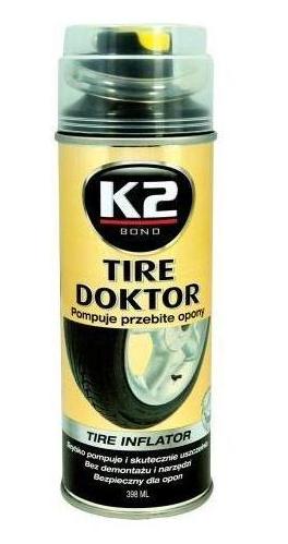 Pianka naprawcza - Tire Doktor K2