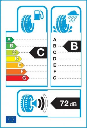 Hankook Kinergy 4S2 H750 - etykieta