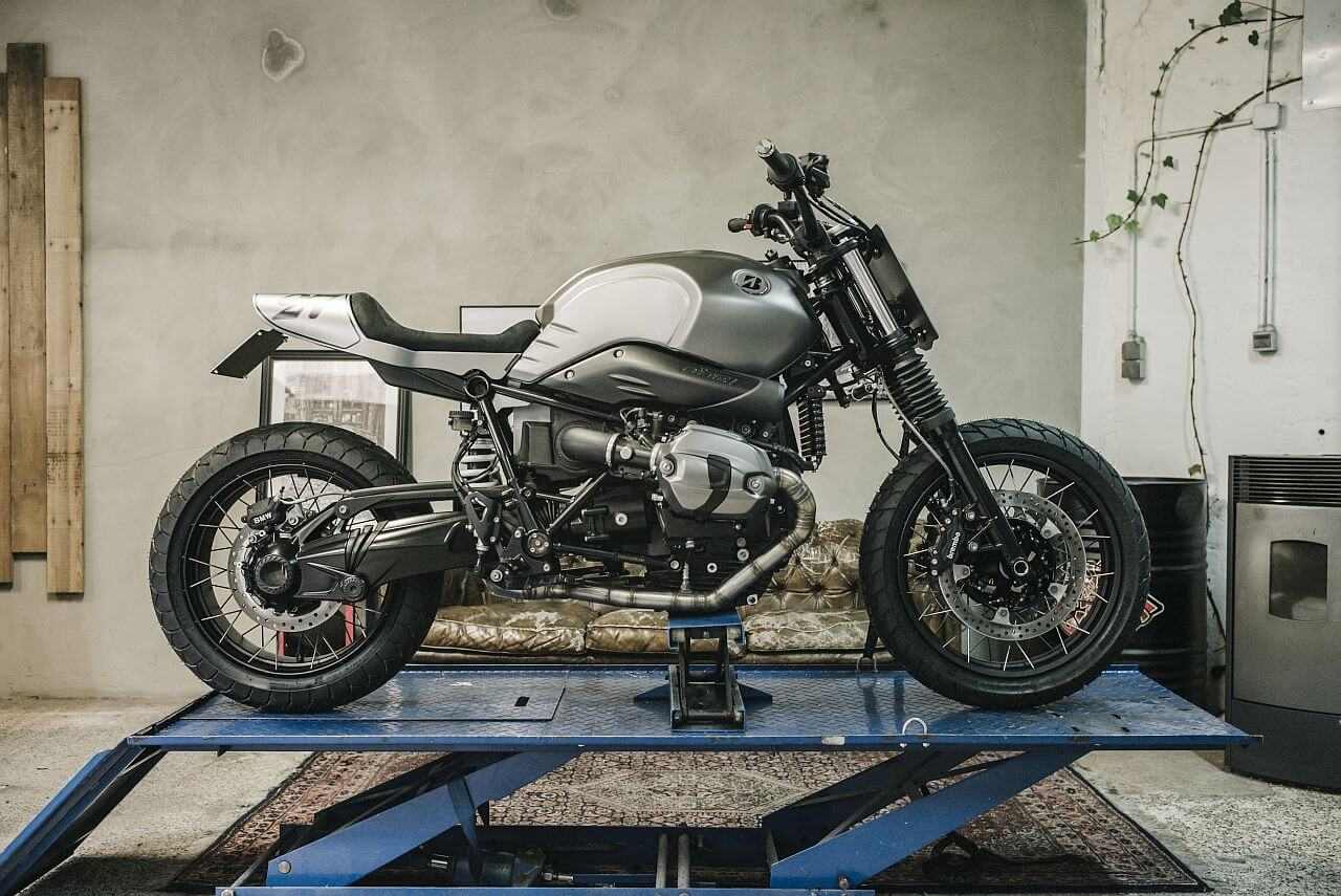 Battlax AdventureCross Scrambler AX41S